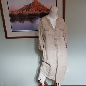 Tommy Bahama XS linen dress